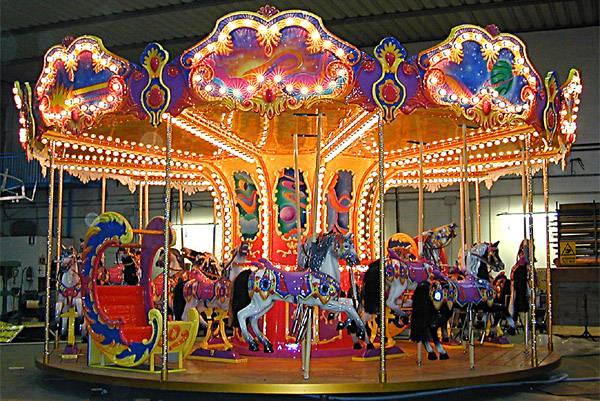 Carousel Let S Go Home
